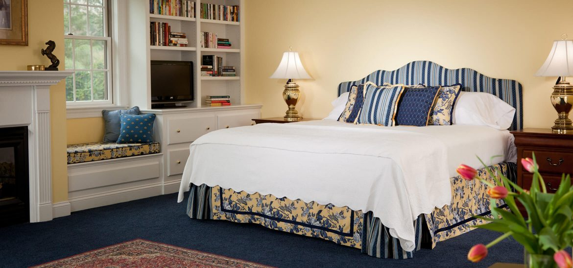 Clydesdale Suite bed
