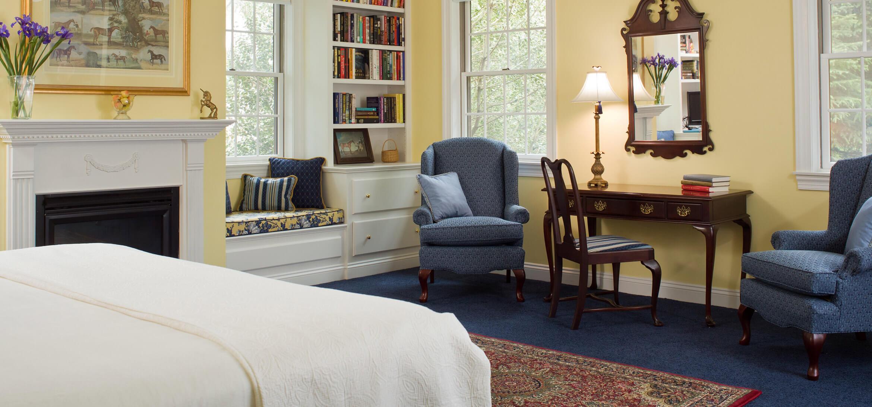 Hackney Suite sitting area