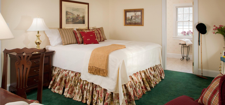 Jockey Room bed