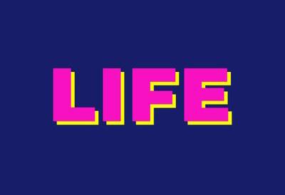 Huffpost Life logo