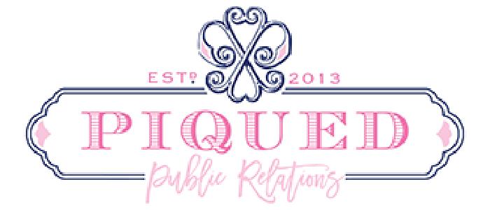 Piqued Public relations logo