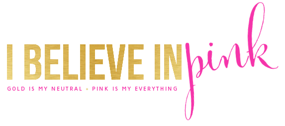 I Believe in Pink logo
