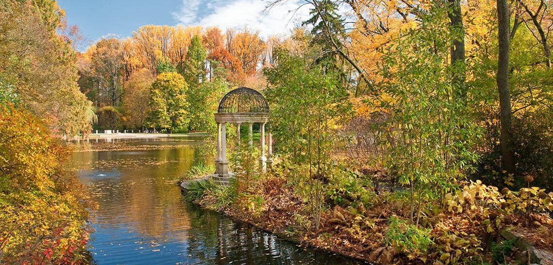 Fall at Longwood Gardens