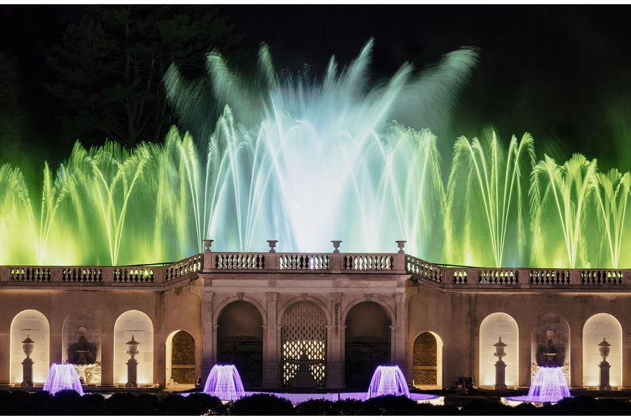 Longwood Gardens Fountain Festival