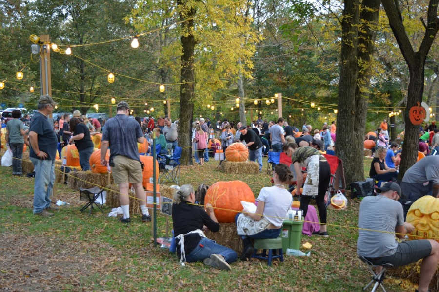 Great Pumpkin Carve event in PA
