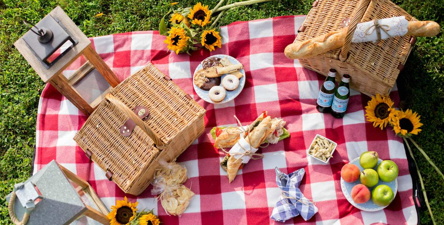 Picnic at our Brandywine Valley Inn